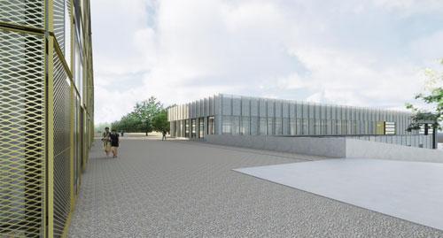 DTU 130: Beton og materialelaboratorium