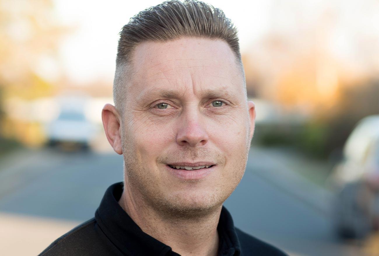 Lars Kjellberg fejrer 25-års jubilæum