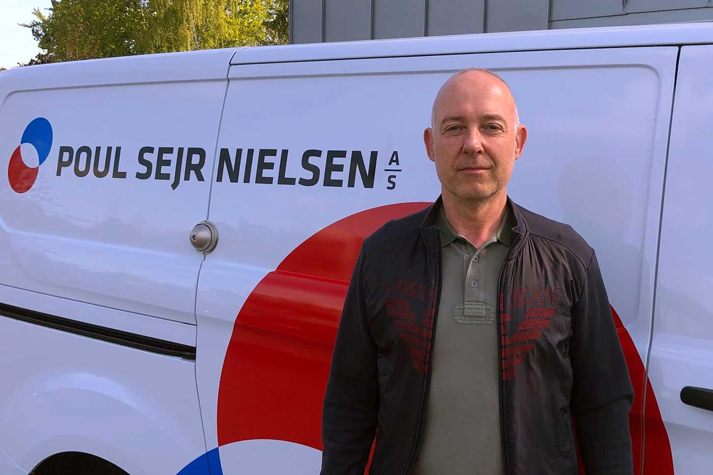 Poul Sejr Nielsen øger omsætningen i investeringsår