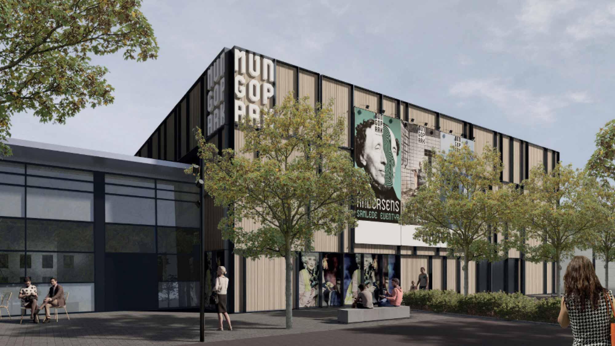 Poul Sejr Nielsen vinder fagentreprise på Mungo Park Teatret