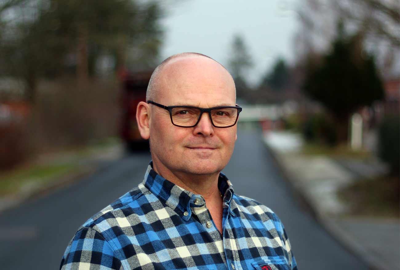 Poul Sejr Nielsen styrker kvalitets & arbejdsmiljø indsatsen