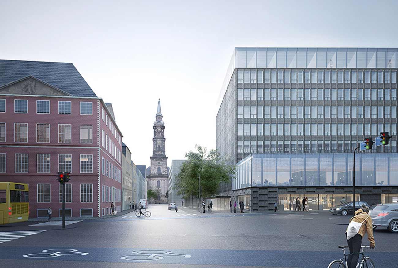 Poul Sejr Nielsen omdanner Ørkenfortet til nyt Hilton Hotel
